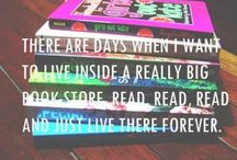 My greatest love in life is Books / by Jamiere Leslie