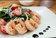 Shrimp Dishes / Fresh ingredient delivery from Home Chef.   www.homechef.com / by Home Chef
