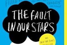 John Green Read-Alikes / The hold list for The Fault in Our Stars seems infinite.  Here are some books to try while you're waiting...or if you've already read it! / by BCPL Youth Services