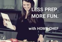 DIY Cooking Made Easy / by Home Chef