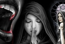 Anything Anne Stokes<3 / by Dorz Kingsley