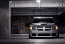 Dodge Caliber / by Vlad Davidoff