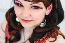 Steampunk Wedding / Steakpunk Wedding, costume and accessories / by Angela Lava