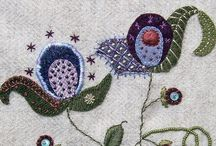 Crewel and Goldwork / by Adele Dimopoulos