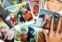 Naruto / Anime / by BIH BOSS