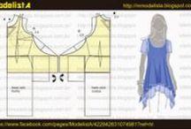 COSTURA / Amo coser y compartir lo que sé..... / by susana mix