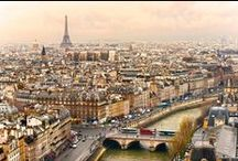 paris  / by Isobel Sippel