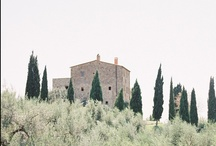 toscana, the good life / by Isobel Sippel