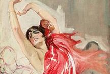Flamenco / Passion.....beauty......mystical......Flamenco! / by Ann Dahl