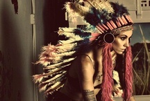 Indian Tribal Couture  / by Lilac And Lilies Boutique