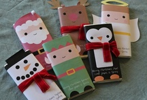 Christmas Stocking Stuffers / by Cynthia Branam