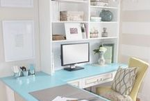 Guest bedroom/office / by Courtney Michelle Photography