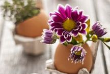 Happy Easter / Fabulous spring decor, recipes, tablescapes, eggs and more Easter inspiration / by Lilac And Lilies Boutique