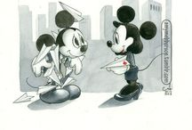 Mickey Loves Minnie / by Trishmeister