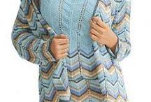 Knitting-dress / Knitting / by wafaa ali