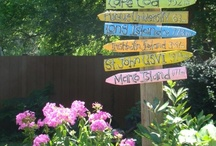 Gardens & Gardening / by A Little CLAIREification