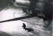 Edward Hopper / by Paul Keijbets