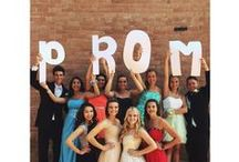 PROM+other formal attire / by sabrina lee