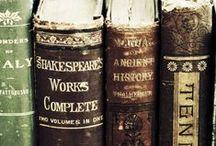 Books books books / by Ewa