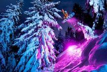 Snowboarding / Snowboarding  / by Zac S