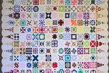 Dear Jane quilts / by Stephanie Smith