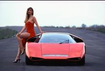 Cars & Girls / Girls & Cars / by Gabriel Burkhard