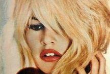 Brigitte Bardot / by Nina C
