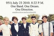 One Direction / A REAL DIRECTIONER!! / by Raquel Jimenez