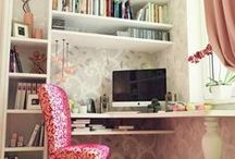 Office Space  / Clear up that clutter, keep a chic space with Intel NUC / by Intel® NUC