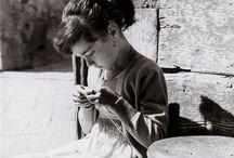 Crochet & knits / by Greta Abrigo