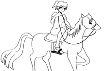 Coloring Pages for Girls / by Coloring Printables