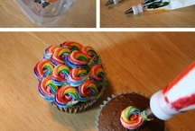 CAKE DECORATING / by kristin petersen