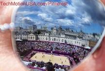 Olympics 2012 / by TechMotion USA