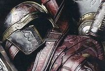 Arms, Armor and warrior stuff / Medieval, Vikings, Celts, Romans, Asians, etc. / by SoLaNgE-scf