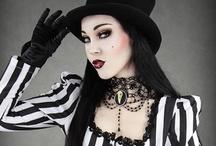 Victorian/steampunk/goth / by SoLaNgE-scf