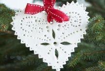 Holiday DIY Ornaments / by Lizzie Lynne