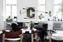 interior / by Kajsa Richard