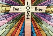 faith related / by Nancy Goucher