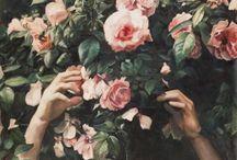Les Fleurs  / by Maria Muñoz