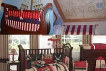 Pirate Nursery / by Everything Cute Baby!