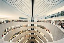 Bibliothèques Du Monde / by Talbot Research Library & Media Services
