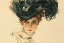Fashion In The Downton Abbey Era / by Downton Abbey