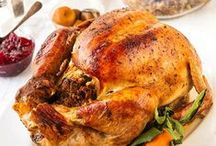 Thanksgiving / Main dishes, sides, desserts, turkey-making tips and tablescape/decor advice for Thanksgiving, plus plenty of recipes using leftovers! / by PEOPLE Great Ideas