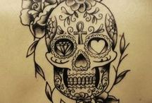 Tattoos / by Mollie Angie B.