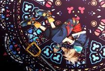 Kingdom Hearts / by Boredness Strikes