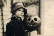 Vintage Hallowzeve / Old, vintage, classic Halloween images / by Rob Wagner