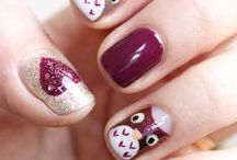Nail art & care / by Jacqueline Allen-Peters
