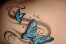 Cool Tattoos / by Trinnie Velasquez