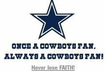 Dallas Cowboys / by Trinnie Velasquez