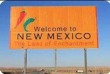 New Mexico Stuff / by Trinnie Velasquez